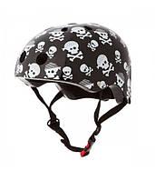 Шлем детский Kiddi Moto Skullz, размер M 53-58см