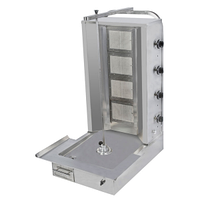Аппарат для шаурмы Pimak (газовая) с приводом PAD 001