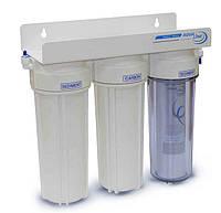 Фильтр для воды Aqualine MF 3-х колбовый