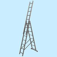 Универсальная лестница KRAUSE Corda 3х8 (4.5 м)