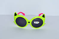 Солнцезащитные очки детские Hello Kitty (разные цвета), фото 1