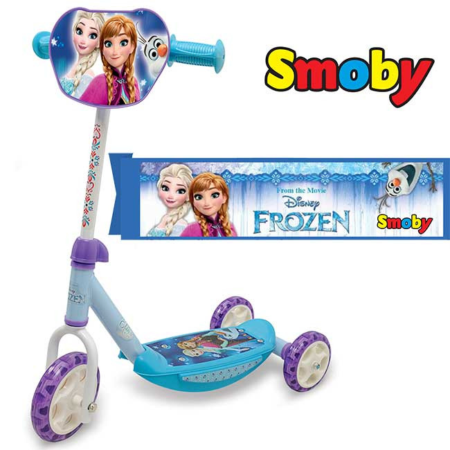 Скутер Холодное сердце Эльза Smoby  450203