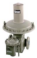 Регулятор давления газа Itron RBE 4012 DN 80 (с ПЗК SSV 8500)