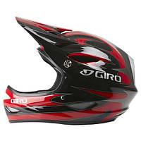 Велошлем Giro Remedy красный/чёрный, L (59-62) (GT)
