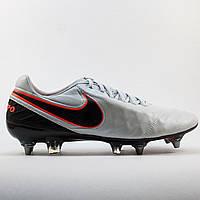 Мужские бутсы Nike tiempo legend vi sg-pro (Артикул: 819680-001)