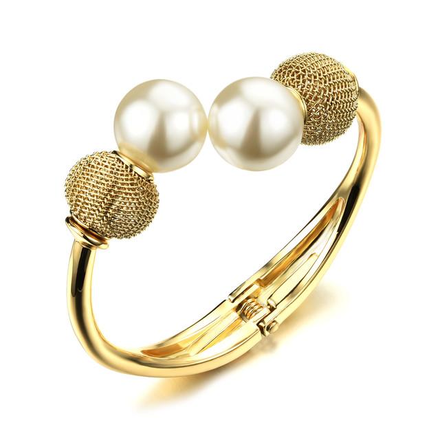 Обновление ассортимента женских позолоченных браслетов!