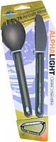 Туристический набор столовых приборов (нож, ложка-вилка) Sea To Summit Alpha Light Cutlery Set 2pc
