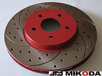 Тормозной диск задний вентилируемый Audi ATM0226