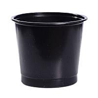 Стакан для рассады с отверстиями 0.28 литра диаметр 8 см высота 7,5 см