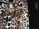 Брендовый турецкий костюм Eze леопард принт , фото 6