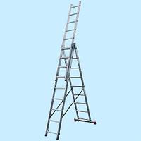 Универсальная лестница KRAUSE Corda 3х9 (5.3 м)