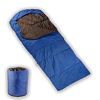 Спальный мешок - одеяло с воротником Бриз