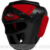 Боксерский шлем тренировочный RDX Guard-S