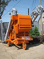 Зерноочеститель ОВС-25 после кап.ремонта