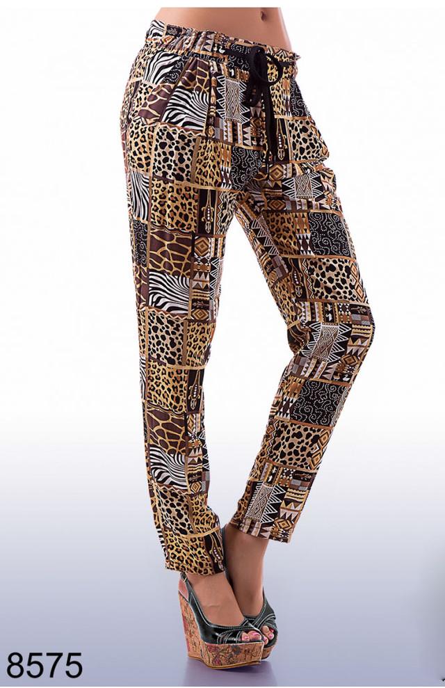 Летние брюки для девочки