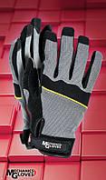 Защитные перчатки из высококачественной искусственной кожи и ткани. RMC-HERCULES