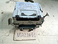 Проигрыватель аудио CD и радио c Mazda 6 - 2004 г.в. FA07569A, GJ6H66AS0