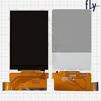 Дисплей для Fly IQ430 Evoke, оригинал (#TFT8K7358FPC-B3-E/N401-B09000-010)