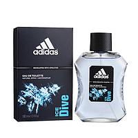 Туалетная вода мужская Adidas  ICE DIVE , 100 мл