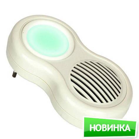 ВК-0180-Е ультразвуковой электронный отпугиватель мышей, крыс и насекомых, фото 2