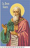 """Схема для вышивки бисером """"Святой пророк Илья"""""""