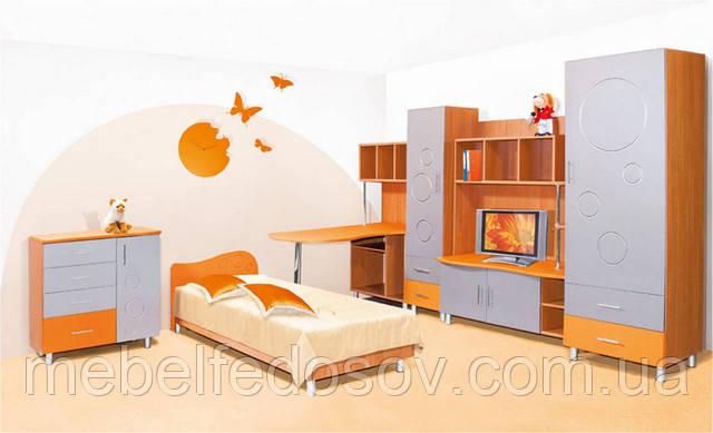 мебель для детской комнаты феникс світ меблів