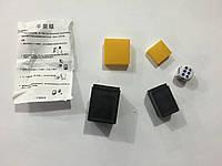 """Фокус """"Кубик в квадратной банке"""""""