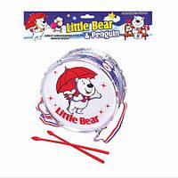 Детский игрушечный барабан  1091