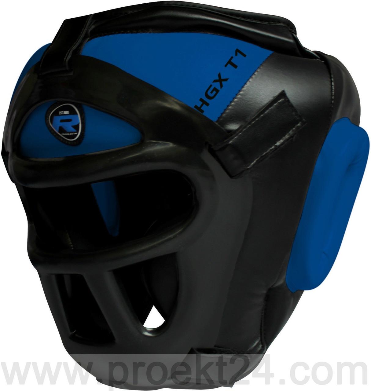 Боксерский шлем тренировочный RDX Guard-XL