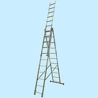Универсальная лестница KRAUSE Corda 3х11 (6.45 м)