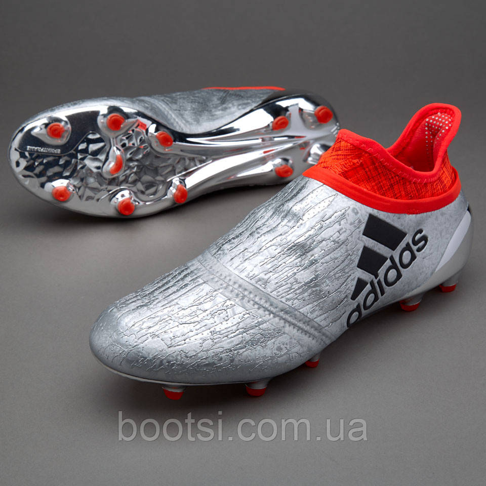 1383b35a Футбольные бутсы Adidas X 16+ Purechaos FG: продажа, цена в Днепре ...