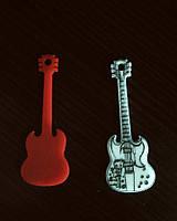 """Брелок для ключей """"Гитара"""""""