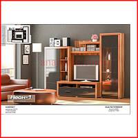 Гостиная Неон 1 (Мебель Сервис)