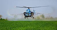 Авиация - борьба с вредителями и болезнями