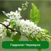 Гидролат Черемухи, 1 литр