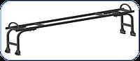 """Багажник на крышу Mercedes-Benz Sprinter / Мерседес Спринтер с креплением на водосток 1995- г.в. - дверная """"Десна"""", фото 1"""