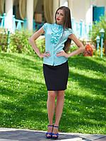 Ажурные летние блузы | Блузка Ажур