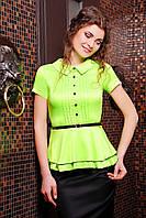 Женская блуза украина  | блуза Богдана к/р, фото 1