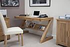 Стол письменный компьютерный из массива дерева 063, фото 4