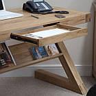 Стол письменный компьютерный из массива дерева 063, фото 5