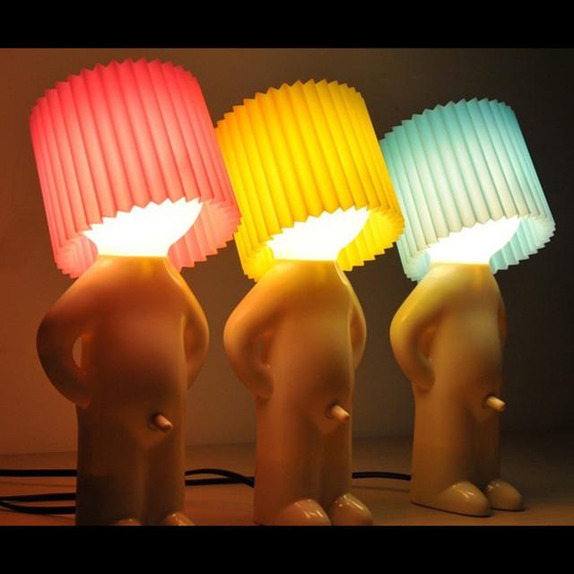 Светильники, ночники и увлажнители