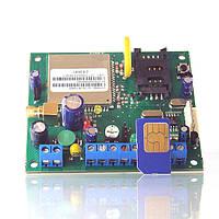 GSM модуль с встроенным контроллером доступа