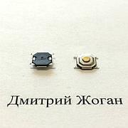 Кнопка №1,  5.0*5.0 мм