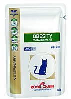 Royal Canin Obesity Management Feline Лечебная консерва для кошек при ожирении