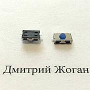 Кнопка №3, 4*6 мм