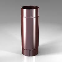 Промежуточная труба PB Roofart Scandic Prelaq 125 мм, фото 1