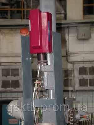 Пирометры ДПР-1 для измерения температуры в вакуумных печах через кварцевое стекло
