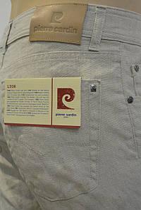 Льняные джинсы Pierre Cardin 100622 NEW