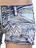 Молодежные джинсовые шорты 42, 46, фото 4