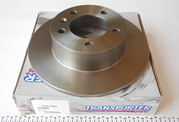Диск тормозной Мастер /  Renault Master / Opel Movano / Мовано 1998- (305x12) Transporter Parts 04.002 , фото 2